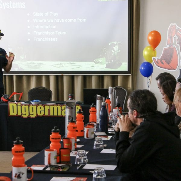 Diggermate Conference Introduction